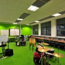 Language and Music Rooms