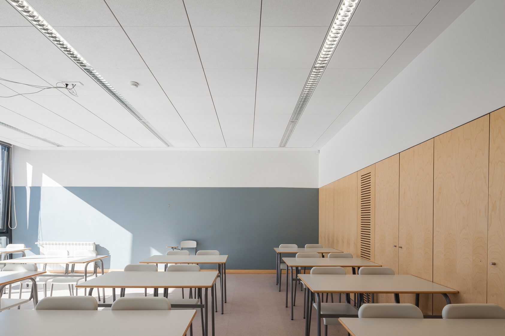 Ceiling Solutions for Education
